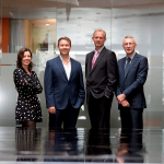Kernel capital investment – photo of Bank of Ireland team