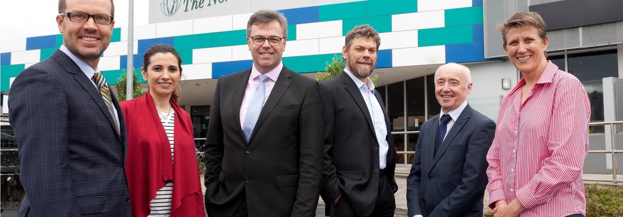 Kernel capital investment – photo of Cirdan team