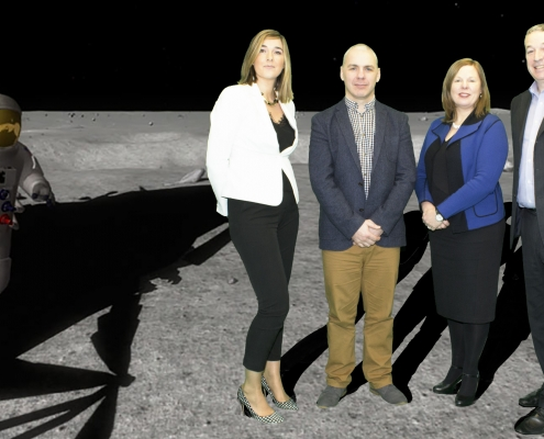 Kernel capital investment – photo of Immersive VR Education Ltd team