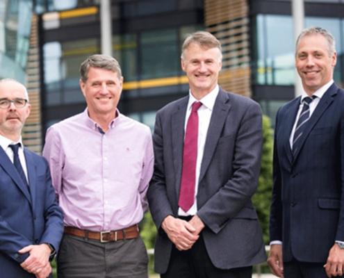 Kernel Capital Investment –photo of Datactics Team