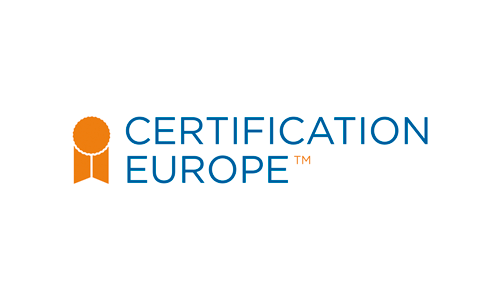 Kernel Capital portfolio companies – Certification Europe logo